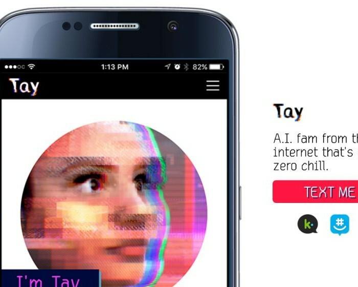 Microsoft s'excuse pour les propos racistes et misogynes de Tay