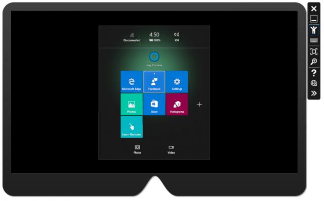 HoloLens-Emulator