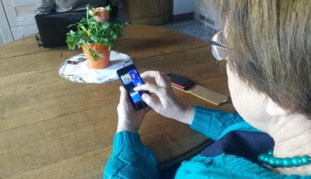 Lumia 550 Mama