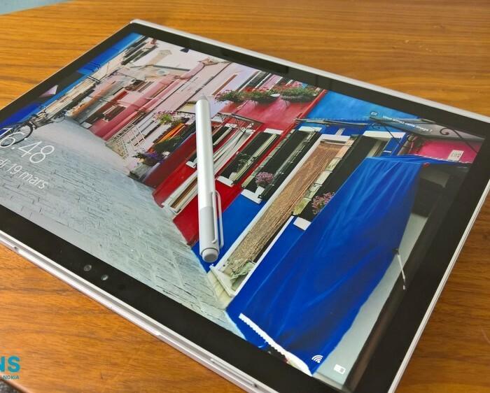 [Photos]  Premières impressions et photos du Surface Book, le 2 en 1 surpuissant !