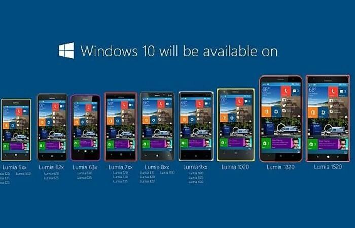 [W10M]  Microsoft ne prévoirait pas de seconde vague pour mettre à jour vers Windows 10 Mobile