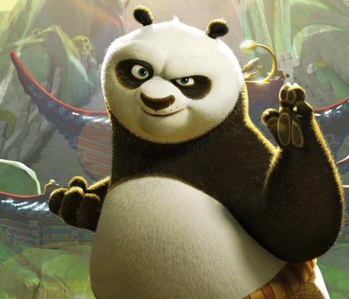 [Goodies]  Quelques fonds d'écran Kung Fu Panda pour votre Lumia