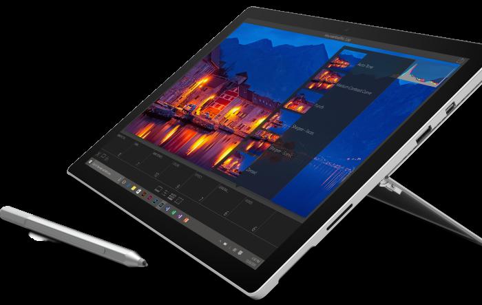 [Concours]  4 Microsoft Surface Pro 4 Wifi Core M3 Gris 128 Go à gagner pour les Orange Business Lounge