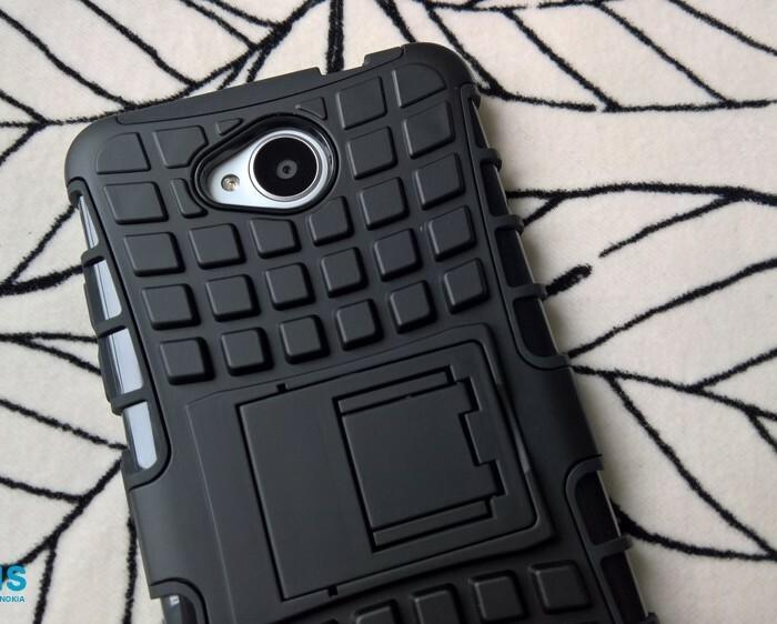 [Accessoire]  Test de la coque de protection Olixar ArmourDillo Protective pour Lumia 650