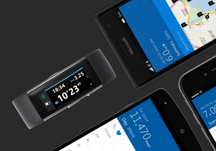 [Promo] Le Microsoft Band 2 passe à 149£99
