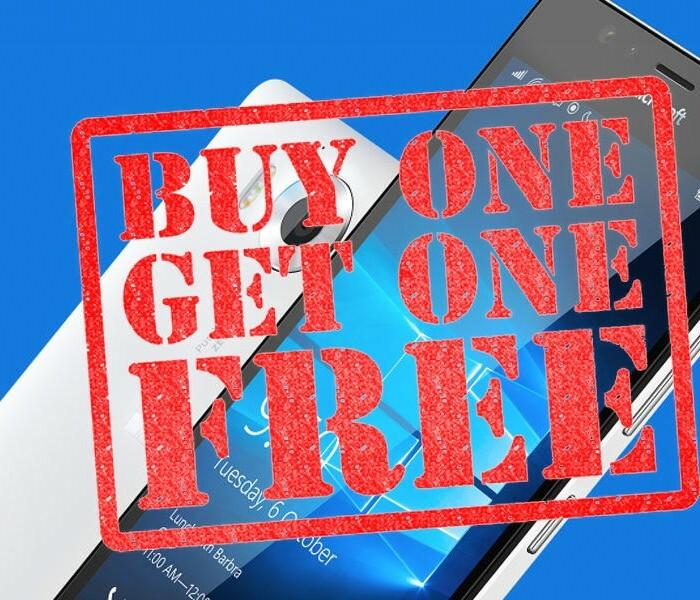 [Promo]  Microsoft USA & Canada : Un Microsoft Lumia 950 XL acheté, un Lumia 950 offert !