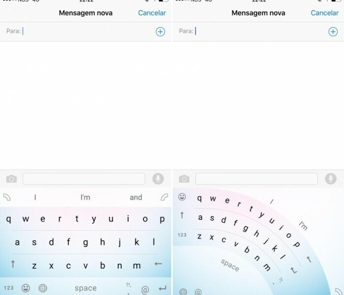 [App]  Vidéo de démonstration du Microsoft Flow Keyboard pour iOS