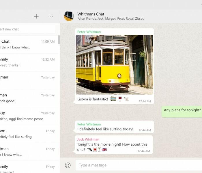 [App]  WhatsApp est maintenant disponible sur PC et tablette