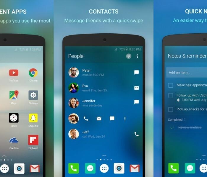[App]  Microsoft Arrow Launcher pour Android se met à jour avec quelques nouvelles fontionnalités