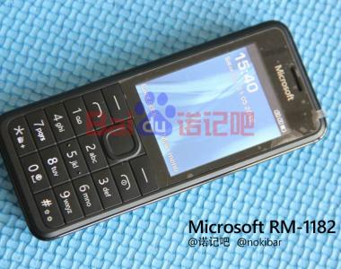 [Fuite]  Un téléphone mobile estampillé Microsoft apparaît en Chine