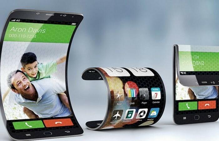 Le premier véritable smartphone pliant (style Nokia Morph) sera disponible l'année prochaine !