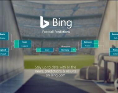 [Foot]  Microsoft connaît peut-être déjà le gagnant de l'Euro 2016