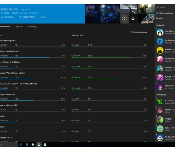 [App]  Microsoft propose désormais son application Xbox sur Android et iOS