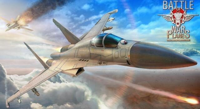 battle-of-warplanes