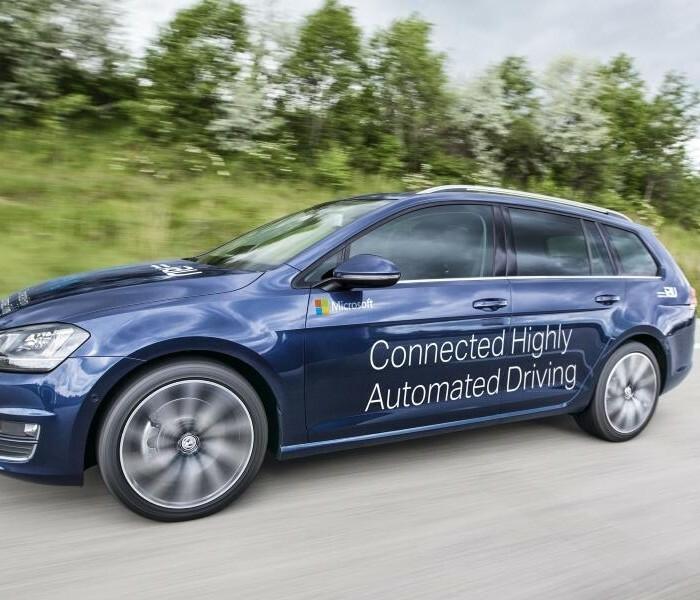 Microsoft ne prévoit pas de construire une voiture autonome