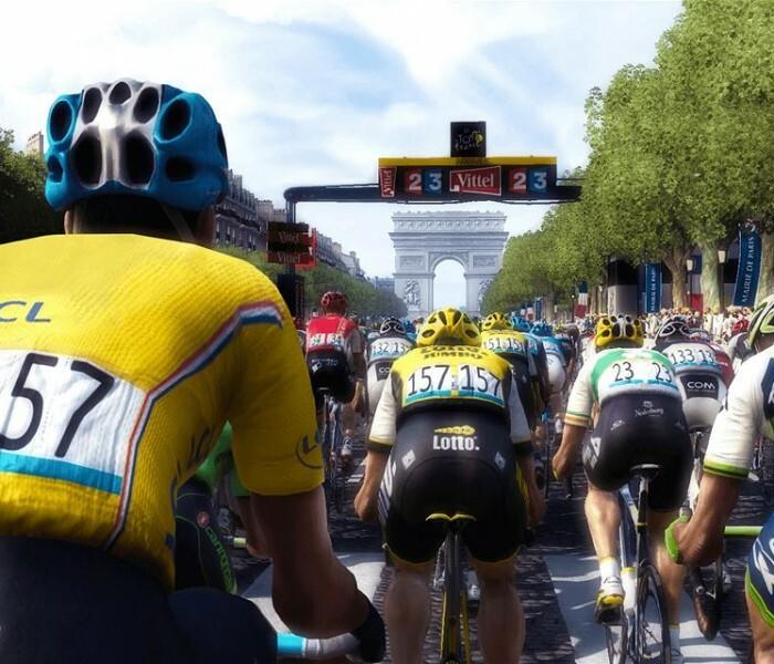 [Jeu]  Tour de France 2016 sur Xbox One