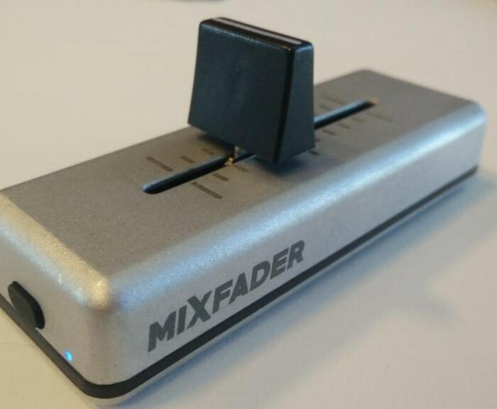 Mixfader – Le premier crossfader connecté par DJiT !