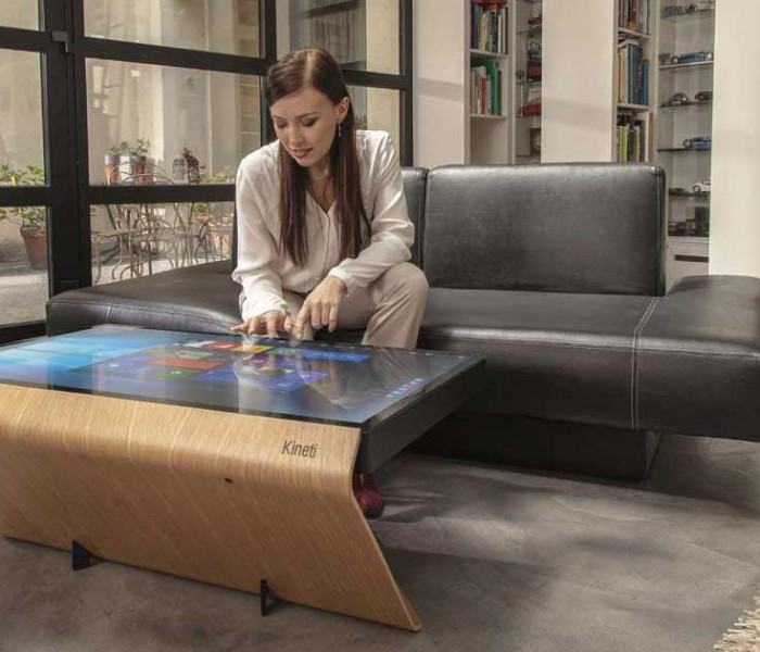 Design La Table Kineti Une Table Tactile Sous Windows 10