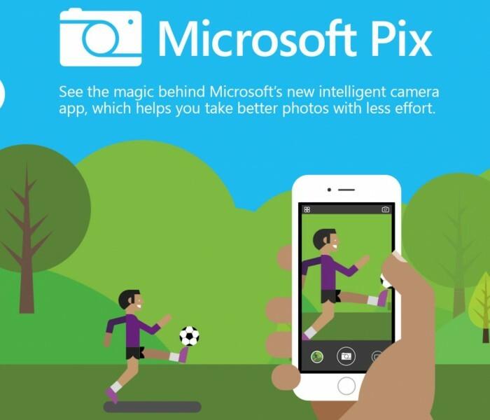 Microsoft Research lance une app de caméra intelligente pour iOS