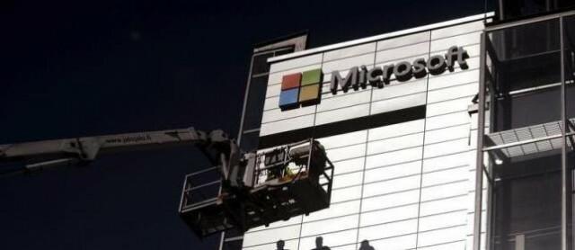 Bureaux-microsoft-finlande-enseigne