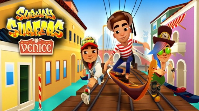 Subway Surfer Venice