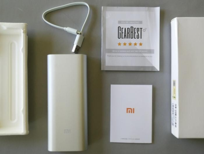 [Test]  Restez au top avec la Power Bank Xiaomi de 16000 mAh !