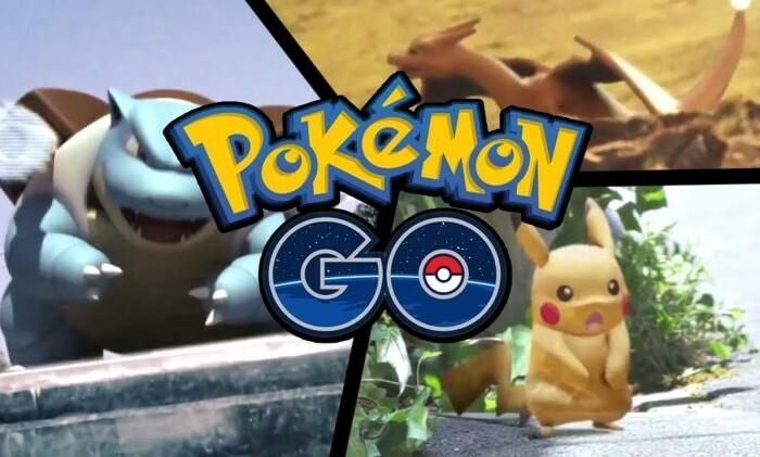 Le jeu Pokémon GO envisagé sur Hololens ?