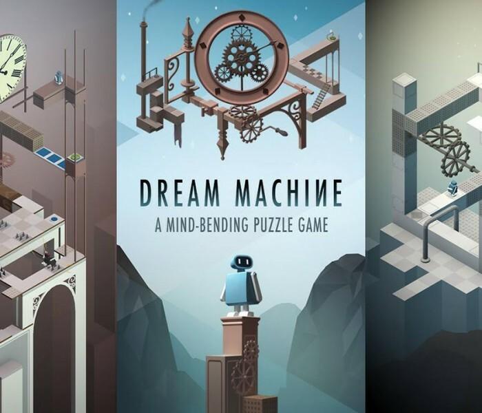 [Jeu]  Découvrez Dream Machine, un incroyable jeu de labyrinthes