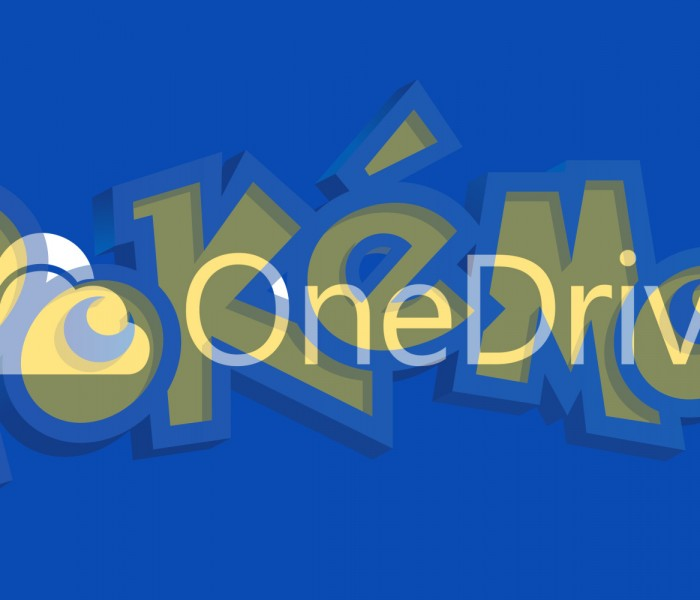 [Cloud]  Microsoft ajoute un détecteur de Pokémon à OneDrive