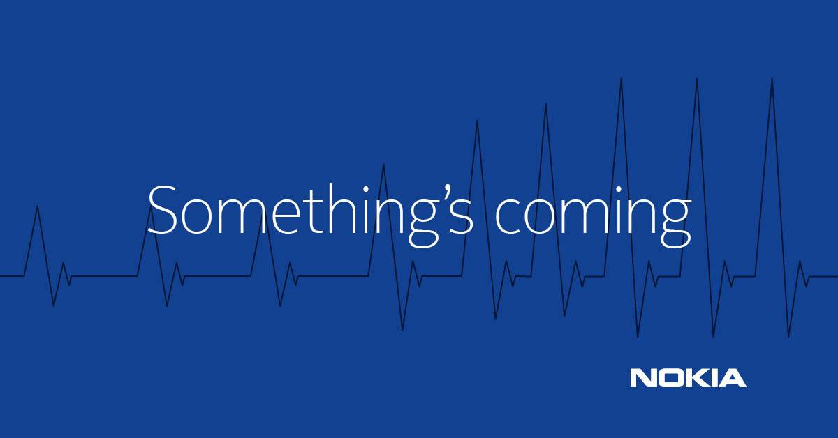 Nokia teasing something coming