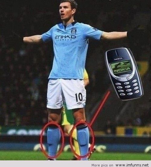 nokia 3310 football protections