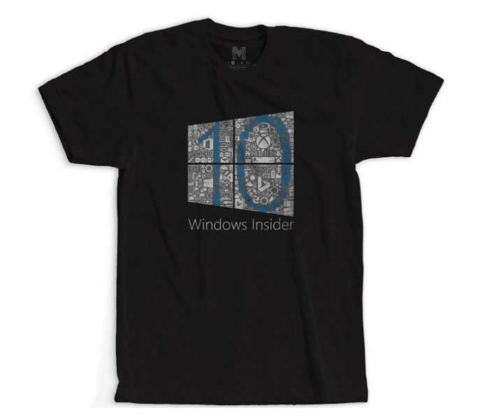 [Insider]  Le t-shirt officiel dévoilé
