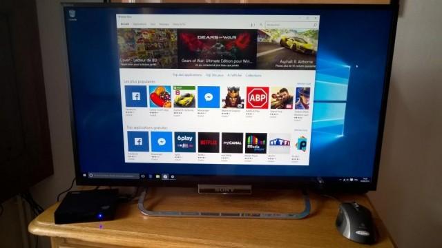 Windows Store Beelink Z83 Mini PC Windows 10 GearBest
