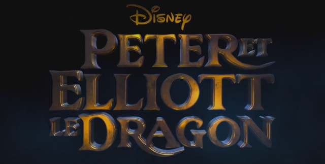 disney peter et elliott le dragon film