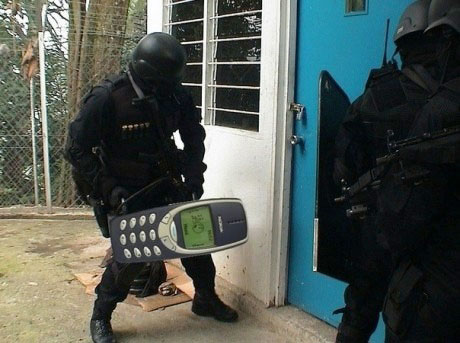 nokia funny bellier
