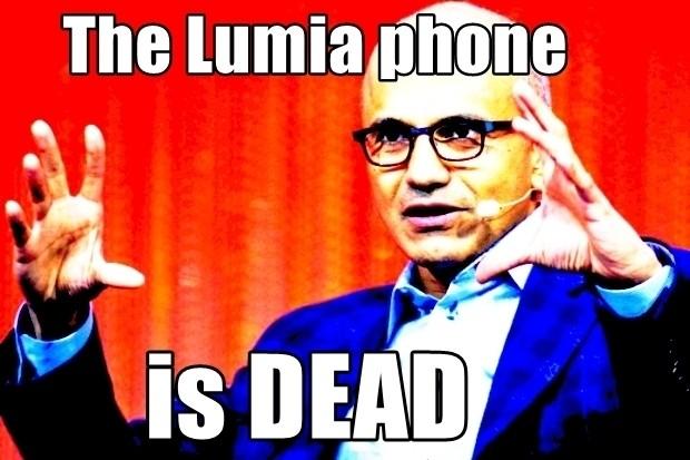 [Fin]  Microsoft ferme les comptes Lumia sur les réseaux sociaux