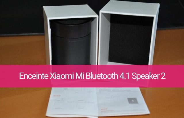 Enceinte sans fil Xiaomi Mi Bluetooth