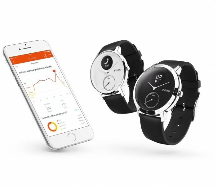 [Promos]  -40% sur les montres et trackers d'activité Withings