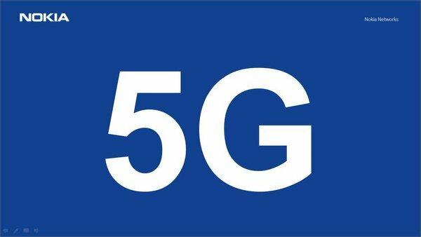 Nokia 5G LTE