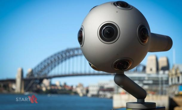 Start VR partenaire avec Nokia pour créer des contenus grâce à OZO