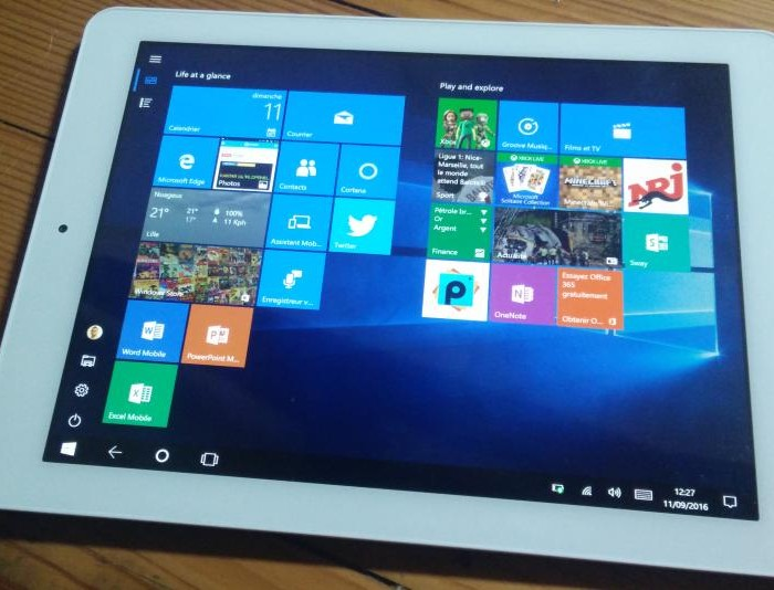[Test]  Tablette Teclast X98 Plus II sous Windows 10 et Android 5.1 : Géniale !