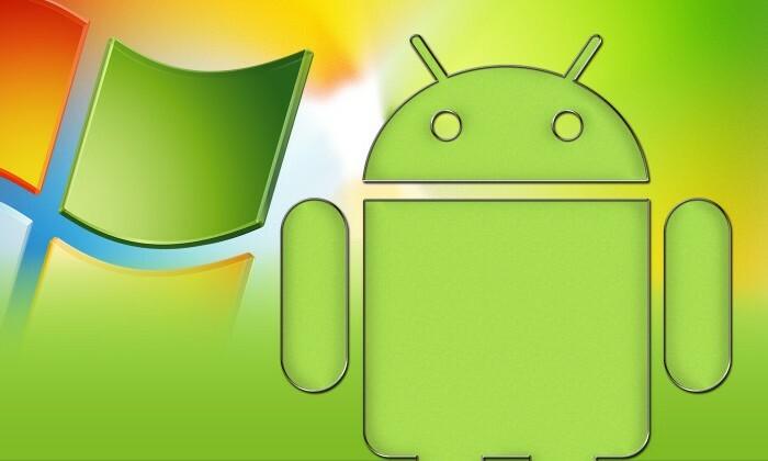 Un brevet pour un mobile faisant tourner à la fois Android et Windows… en même temps !