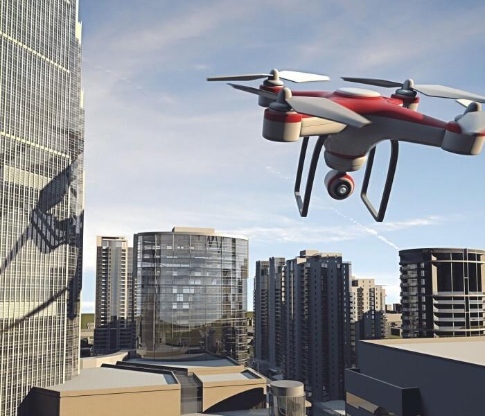 Nokia et la première Smart City collaborent pour tester la gestion du trafic des drones