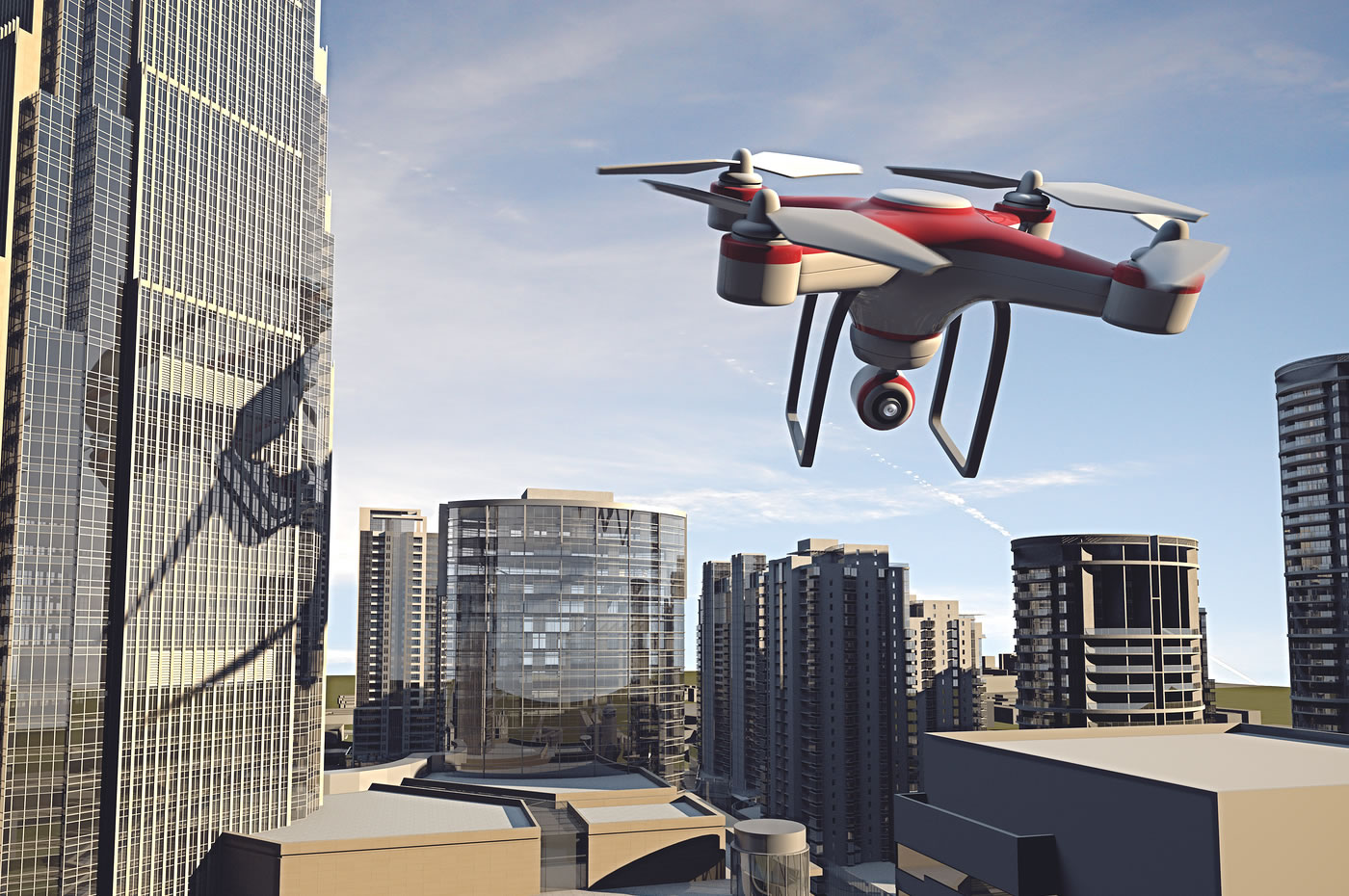 drone-city