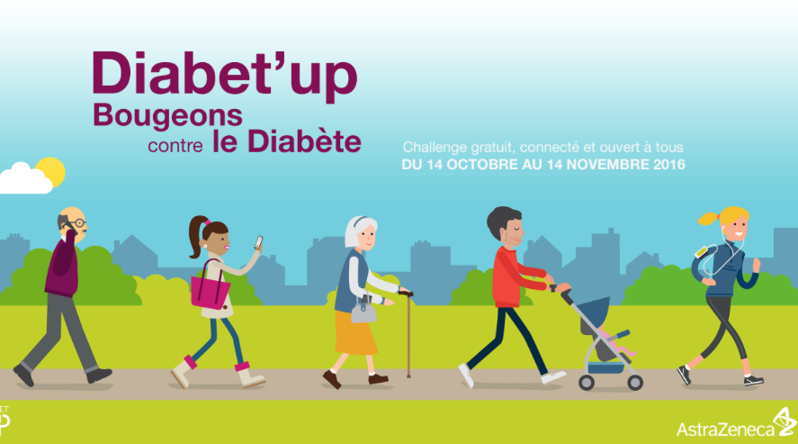 Diabetes up withings