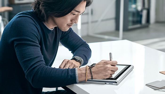 [Promo]  Jusqu'à 550€ de réduction sur le Surface Book