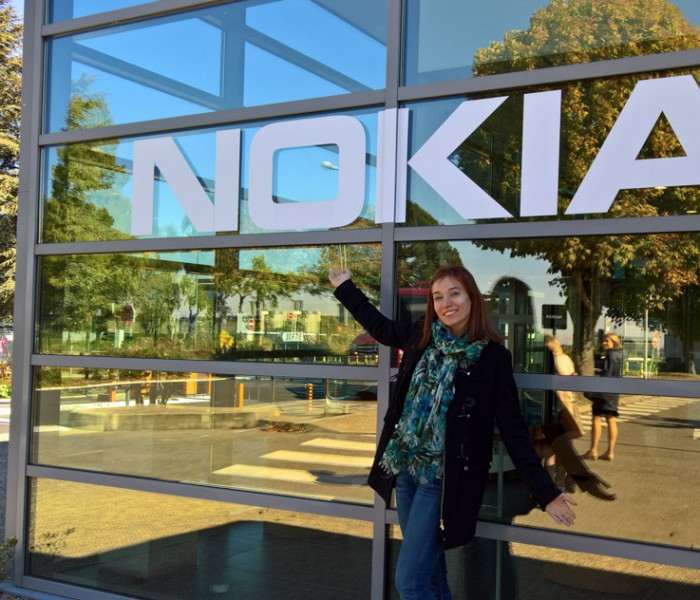 [Amazing Everyday]  J'ai visité le centre de R&D de Nokia Paris-Saclay