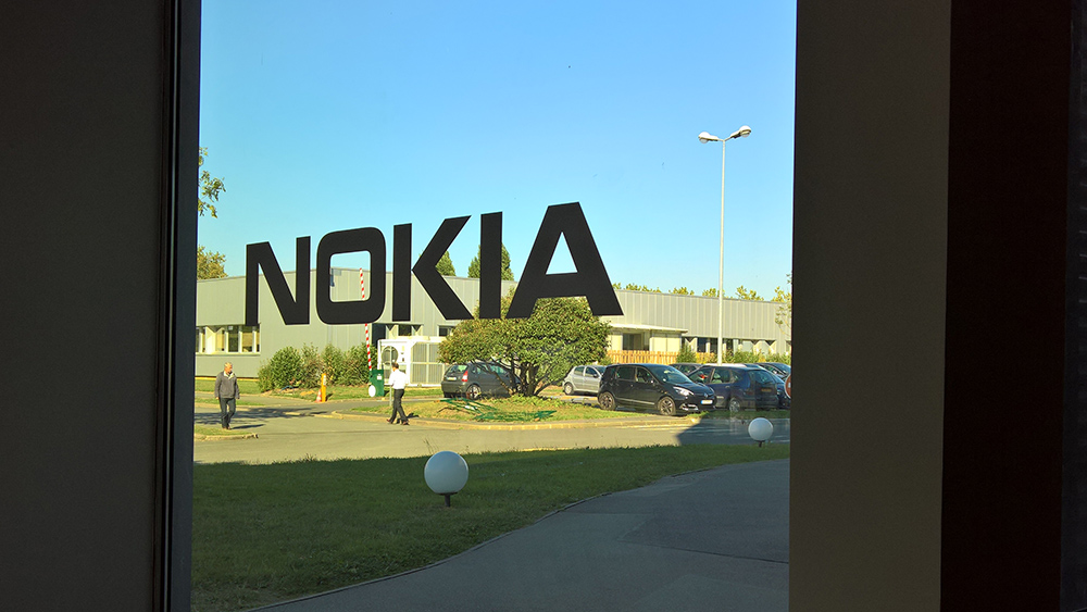 Nokia Paris