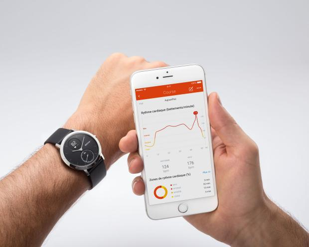 Withings Steel HR bientôt en pré-vente !