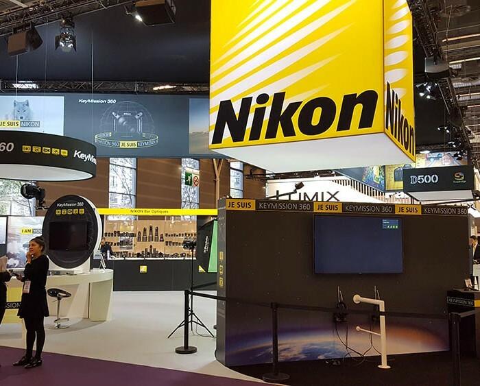 [Salon Photo]  Nikon présente sa gamme d'appareils photos connectés